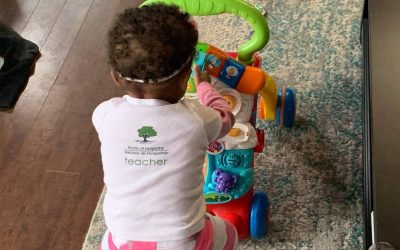 Roots of Empathy Program teaching children in Armstrong