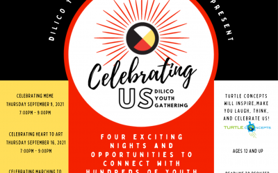 Dilico Youth Council plans Virtual Youth Gathering – Celebrating Us